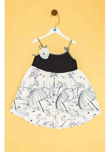 Lia Lea Lia Lea Kız Çocuk Siyah Elbise 19SSLL01614 Siyah